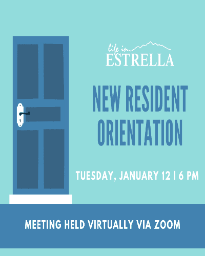 FB New Resident Orientation - January 2021